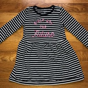 """Girls are the Future"" dress"